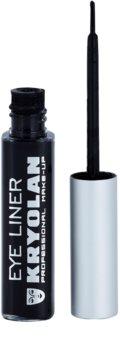 Kryolan Basic Eyes delineador líquido con aplicador