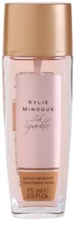 Kylie Minogue Pink Sparkle deodorant s rozprašovačem pro ženy 75 ml