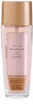 Kylie Minogue Pink Sparkle desodorizante vaporizador para mulheres 75 ml