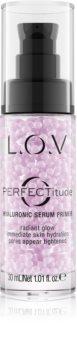 L.O.V. PERFECTitude podkladová báze pod make-up s kyselinou hyaluronovou