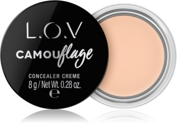 L.O.V. CAMOUflage corector cremos
