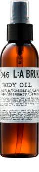 L:A Bruket Body λάδι σώματος με φασκόμηλο, δεντρολίβανο και λεβάντα