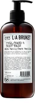 L:A Bruket Body Flüssigseife mit Vanille