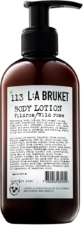 L:A Bruket Body Wild Rose Body Milk