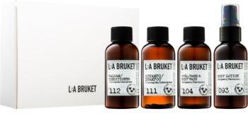 L:A Bruket Body utazási készlet