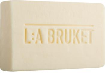 L:A Bruket Body στερεό σαπούνι με λεμονόχορτο