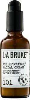 L:A Bruket Face Nourishing Moisturiser with Carrot Extract