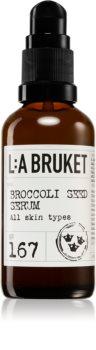 L:A Bruket Face ser facial cu semințe de brocoli