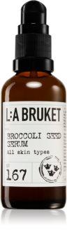 L:A Bruket Face serum do twarzy z nasion brokułu
