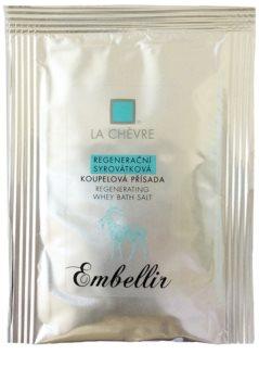 La Chévre Embellir aditivo regenerador para banho de soro de leite