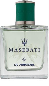 La Martina Maserati Eau de Toilette pentru bărbați
