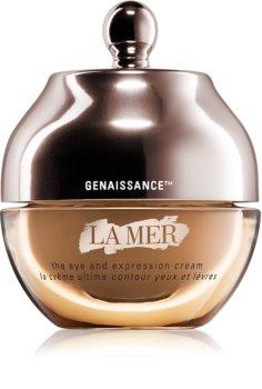 La Mer Genaissance Energetisierende und glättende Augen- und Lippenpartiencreme