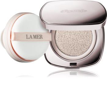 La Mer Skincolor rozjasňující tekutý make-up v houbičce SPF 20