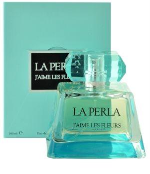 La Perla J´Aime Les Fleurs Eau de Toilette hölgyeknek