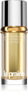 La Prairie Cellular Radiance fluid proti starnutiu pleti so zlatom