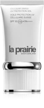 La Prairie Cellular Swiss крем за лице за слънчеви бани SPF 50