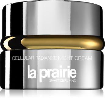 La Prairie Cellular Radiance Night Cream ревитализиращ нощен крем за озаряване на лицето