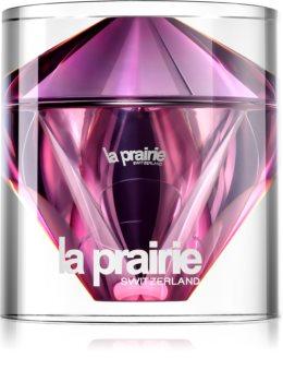 La Prairie Platinum Rare crème au platine pour une peau lumineuse