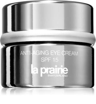 La Prairie Swiss Moisture Care Eyes krema za zatezanje kože oko očiju protiv znakova starenja