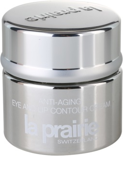 La Prairie Anti-Aging creme rejuvenescedor para contorno dos olhos e lábios