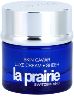 La Prairie Skin Caviar Collection creme com efeito lifting  com caviar