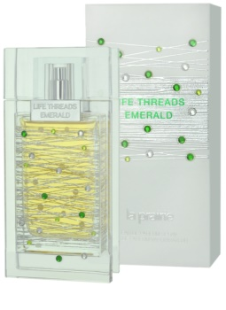 La Prairie Life Threads Emerald eau de parfum para mulheres 50 ml