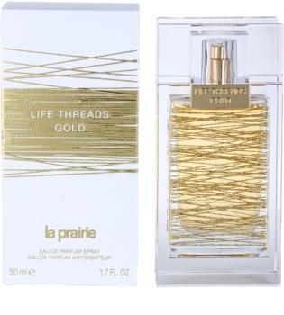 La Prairie Life Threads Gold eau de parfum para mulheres 50 ml