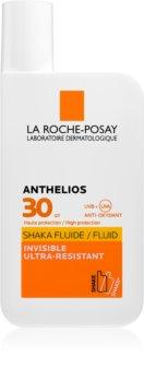 La Roche-Posay Anthelios SHAKA bezzapachowy fluid ochronny do skóry bardzo wrażliwej i ze skłonnością do nietolerancji SPF 30