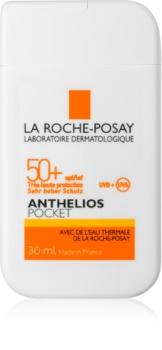 La Roche-Posay Anthelios Pocket crema protettiva per pelli sensibili e intolleranti SPF 50+