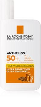 La Roche-Posay Anthelios SHAKA защитен флуид без парфюм, за изключително чувствителна и нетолерантна кожа на лицето SPF 50+