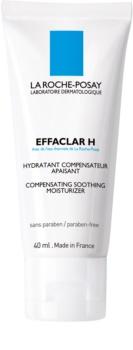 La Roche-Posay Effaclar H успокояващ и хидратиращ крем за проблемна кожа, акне