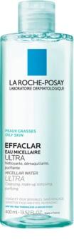 La Roche-Posay Effaclar Ultra čistilna micelarna voda za problematično kožo, akne