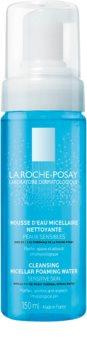 La Roche-Posay Physiologique mousse d'eau micellaire nettoyante physiologique peaux sensibles