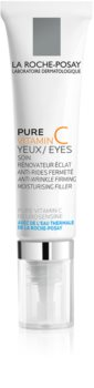 La Roche-Posay Pure Vitamin C creme contorno de olhos antirrugas com vitamina C