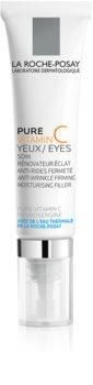 La Roche-Posay Pure Vitamin C przeciwzmarszczkowy krem pod oczy  z witaminą C