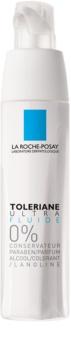 La Roche-Posay Toleriane Ultra Fluide интензивна изглаждаща грижа за зоната на лицето и очите