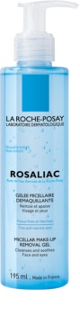 La Roche-Posay Rosaliac micelarni gel za čišćenje za osjetljivo lice sklono crvenilu