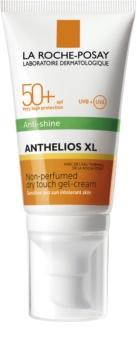 La Roche-Posay Anthelios XL zmatňující gel-krém bez parfemace SPF 50+