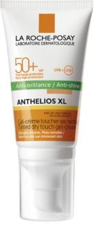 La Roche-Posay Anthelios XL матиращ оцветен гел-крем SPF 50+