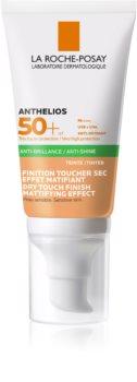 La Roche-Posay Anthelios XL Farvet og matterende cremegel SPF 50+