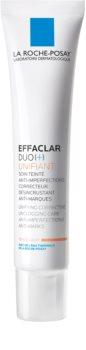 La Roche-Posay Effaclar DUO (+) krem tonujący ujednolicający niedoskonałości skóry i ślady trądziku