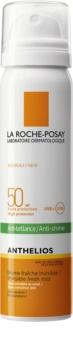La Roche-Posay Anthelios δροσιστικό σπρέι προσώπου κατά της γυαλάδας της επιδερμίδας SPF 50