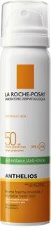 La Roche-Posay Anthelios osvežujoče pršilo za obraz proti mastnemu sijaju kože SPF 50