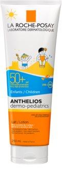 La Roche-Posay Anthelios Dermo-Pediatrics защитно мляко за загар за деца SPF 50+