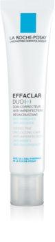 La Roche-Posay Effaclar DUO (+) korekčná obnovujúca antirecidívna starostlivosť proti nedokonalostiam pleti a stopám po akné