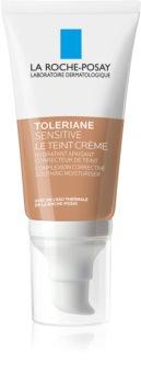 La Roche-Posay Toleriane Sensitive успокояващ тониран крем за чувствителна кожа на лицето