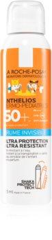La Roche-Posay Anthelios Dermo-Pediatrics gyengéd védő spray gyermekeknek SPF 50+