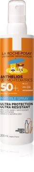 La Roche-Posay Anthelios Dermo-Pediatrics слънцезащитен спрей за деца SPF 50+