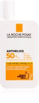 La Roche-Posay Anthelios SHAKA защитен флуид, за изключително чувствителна и нетолерантна кожа на лицето SPF 50+
