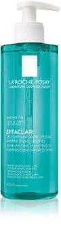 La Roche-Posay Effaclar почистващ пилинг гел за мазна и проблемна кожа